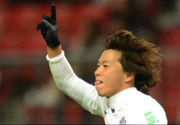 Hisato Sato Ingin Sukses Di Liga Champions Asia