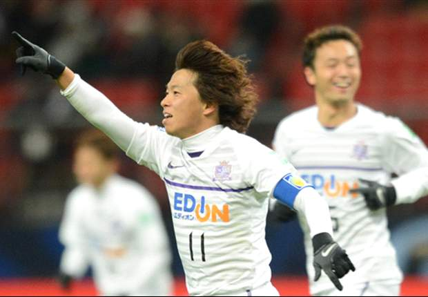 Ulsan Hyundai 2-3 Sanfrecce Hiroshima: J-League champions snare fifth place in Club World Cup through Sato's double
