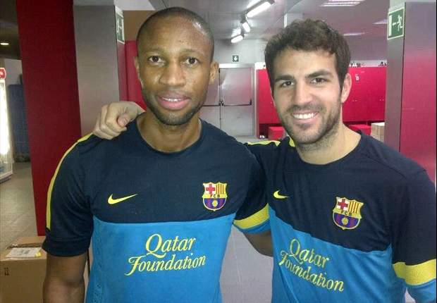 Barcelona have not changed since Vilanova appointment, claims Keita