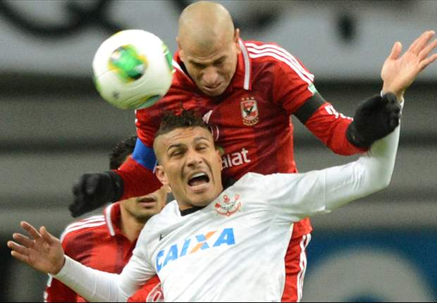 Al-Ahly 0-1 Corinthians: Guerrero sends Brazilians through to Club World Cup final