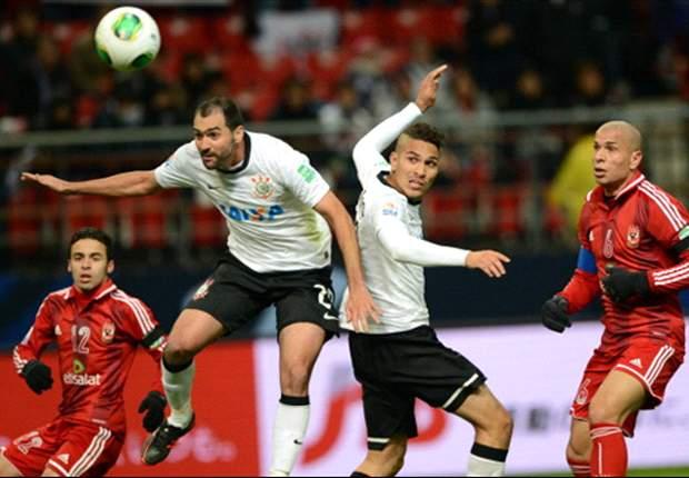 Al-Ahly 0 x 1 Corinthians: Timão oscila durante a partida, mas segura resultado e vai à descisão em Yokohama!