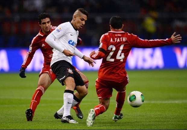Corinthians coach Tite hails Club World Cup chances