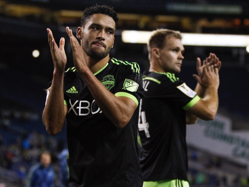 Sounders reacquire Neagle from D.C. United