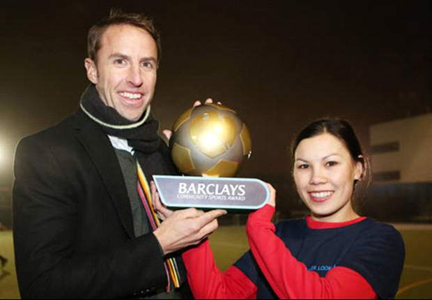Katee Hui wins November 2012 Barclays Community Sports Award