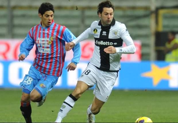 Catania bereikt kwartfinale Coppa Italia