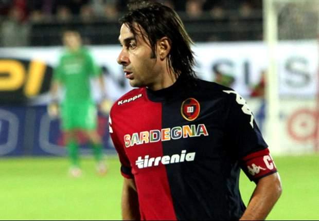 La 'favola' tra il Cagliari e Conti continua: il capitano rinnova fino al 2014
