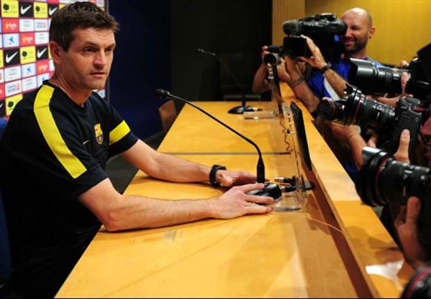 Forza Tito! E' in corso l'operazione del tecnico del Barcellona...