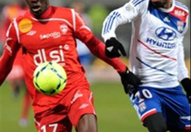 Haidara in talks with five English clubs, says Nancy vice-president