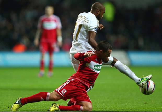 Swansea boss Laudrup undecided on Tiendalli future