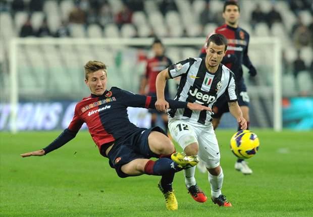 Juventus 1–0 Cagliari: Giovinco endulza una plaga de lesiones