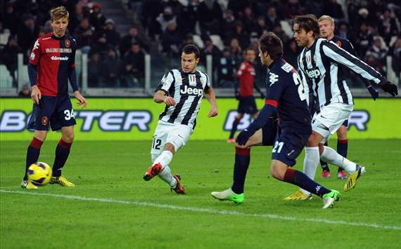Juventus v Cagliari: Watch a Live Stream of the Serie A match – available in the UK