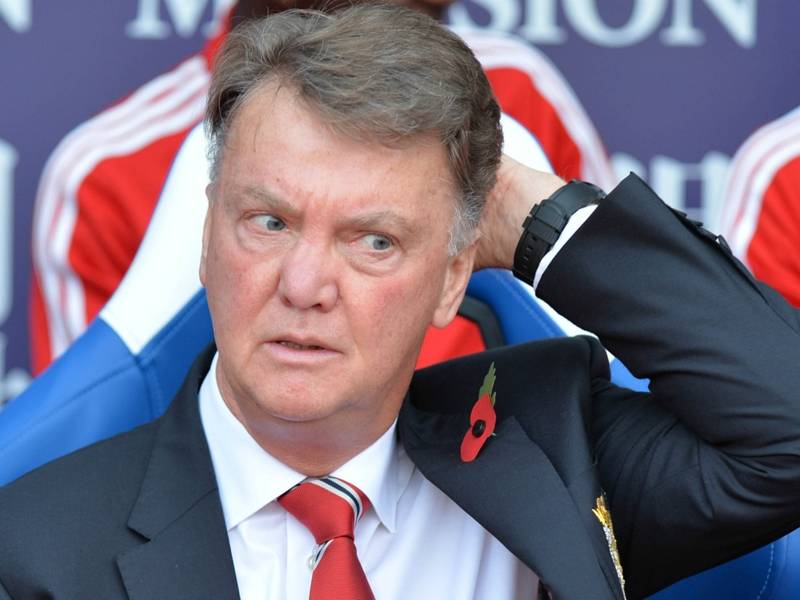 Van Gaal: Things have changed, you can't expect United to win every week anymore