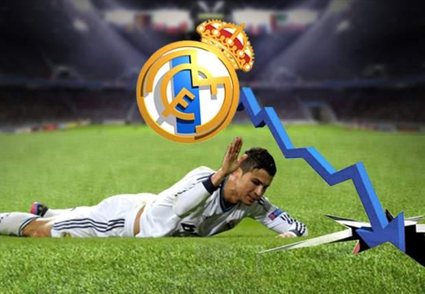 Real Madrid se estrella y José Mourinho explota