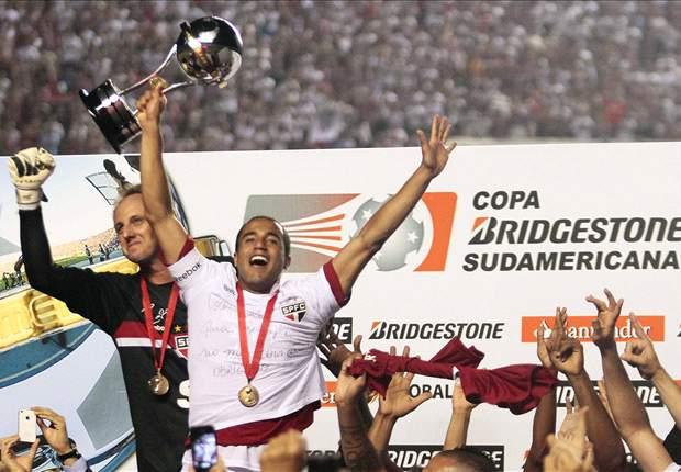 São Paulo tem três jogadores na seleção da Sulamericana