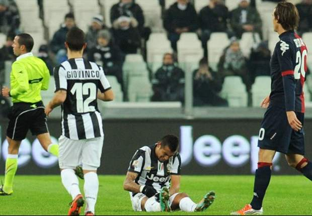 La Juventus va ai quarti, ma la Coppa Italia si prende Vidal e Bendtner: ottimismo sul cileno, meno sul danese che rischia un lungo stop