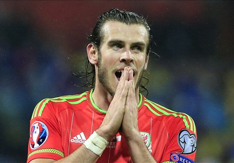Bale's chance to regain centre stage