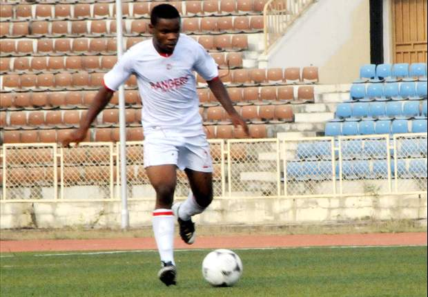 Chinedu Sunday: My Eagles call up is dream come true