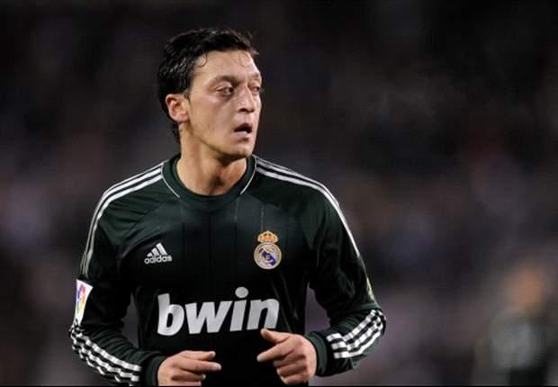Unsere Legionäre: Die Formkurve von Mesut Özil zeigt nach oben