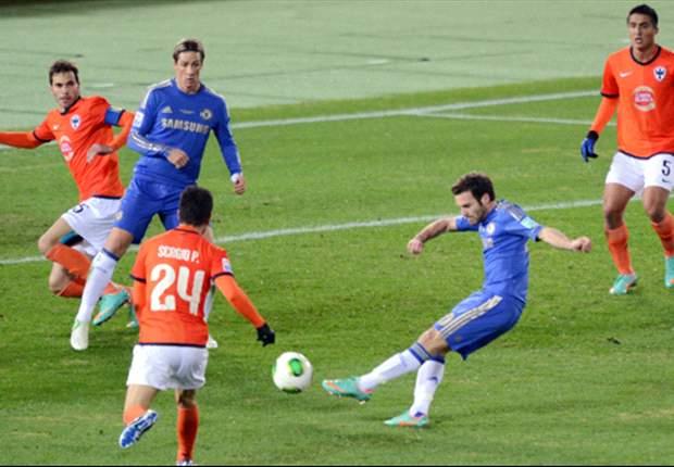 Monterrey 1 x 3 Chelsea: em jogo fácil, Blues atropelam mexicanos e vão à final