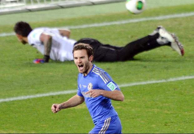 Chelsea star Mata looks forward to 'football party' against Corinthians