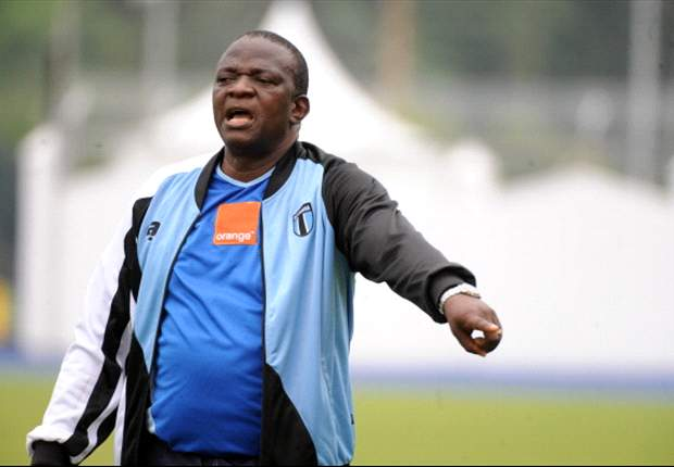 Bafana's World Cup qualifier opponents Botswana coach Tshosane has no plans to depart