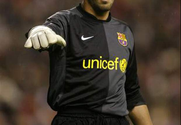 Barcelona Confident Of Victor Valdes Deal