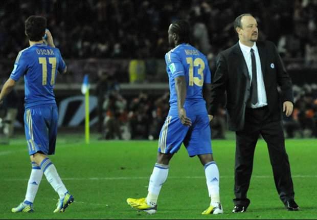 Benítez elogia o Chelsea após vitória sobre o Aston Villa