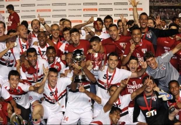 "Plantean jugar una ""Supercopa Sudamericana"""