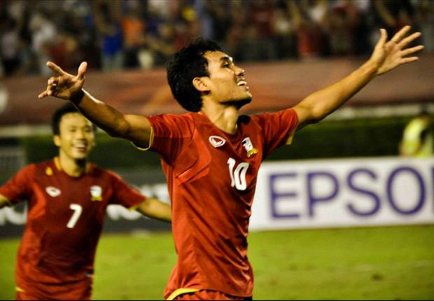 Thailand's Teerasil Dangda heading for Atletico Madrid trial