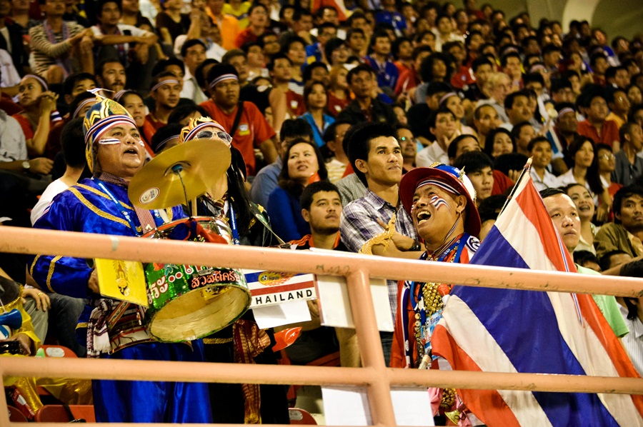 The Beautiful Game at AFF Suzuki Cup 2012