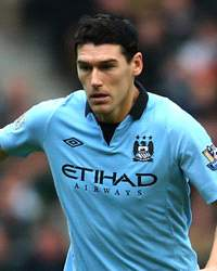 Gareth Barry, England International