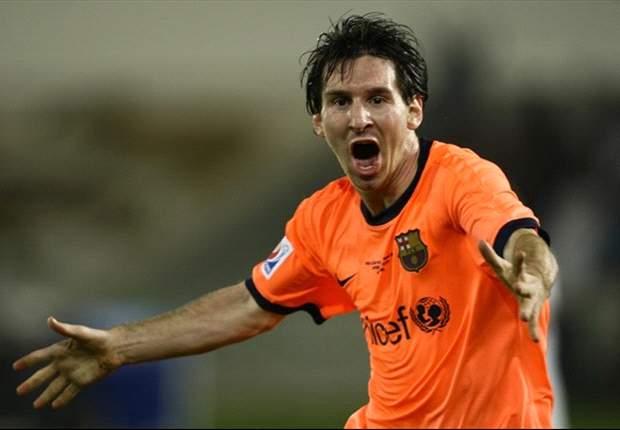 World Soccer elege Messi como o melhor do mundo em 2012