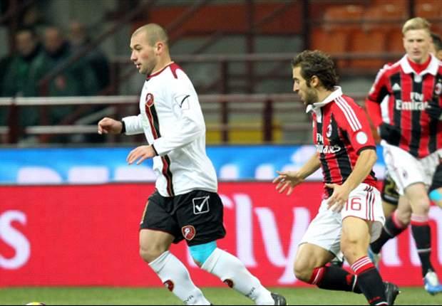 """Reggina sconfitta, Dionigi se la prende con l'arbitro: """"Secondo e terzo goal Milan sono stati viziati, non ne avevano bisogno per vincere..."""""""