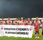 Footballers show support to Kolkata victims