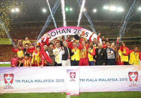 Derbi Lembah Klang kembali di Piala Malaysia 2016
