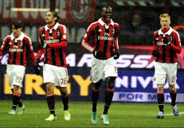 Milan 3 x 0 Reggina: Milan bate o Reggina e garante vaga para as quartas de final