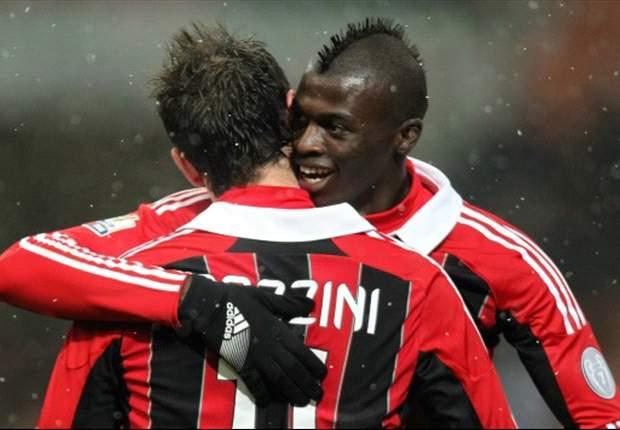 """Pazzini-Milan, un binomio che continuerà: """"Sto molto bene, miro a raggiungere prima di Natale la doppia cifra"""""""