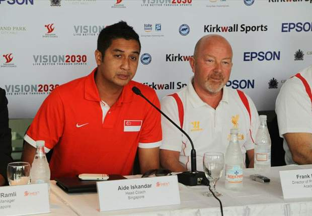 NexLions Cup essential to SEA Games 2015 gold target, says Aide