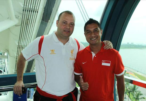 'A good opportunity to learn from these coaches' - Aide Iskandar on NexLions Cup coaching role