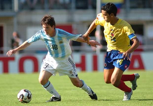 Messi en Falcao zien in Emmen