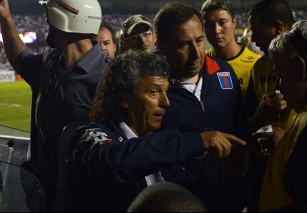 """Continua la polemica San Paolo vs Tigre, Gorosito risponde a Ney Franco: """"Io sono codardo? Tu sei frocio"""""""