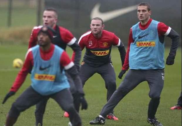 Sir Alex Ferguson Tunggu Kontribusi Nemanja Vidic