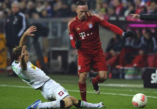 Bayern Munich 1-1 Borussia Monchengladbach: Bavarians frustrated in final fixture before winter break
