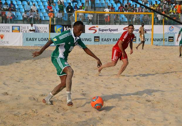 Beach Eagles star Bartholomew Ibenegbu unhappy in victory