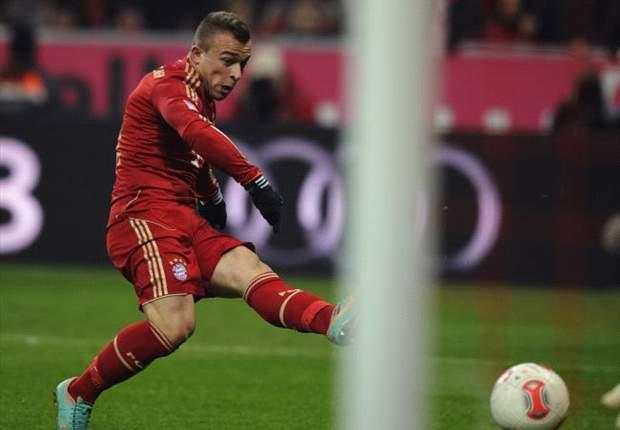 "Shaqiri: ""Sleutelspeler worden bij Bayern"""