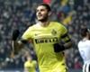 Icardi, figura en el triunfo de Inter