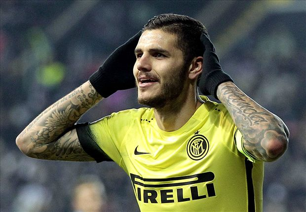 Udinese 0-4 Inter: Icardi nets double as Mancini's men cruise to comfortable win
