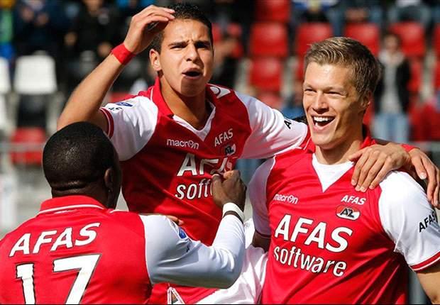 Gertjan Verbeek Lega AZ Akhirnya Menang