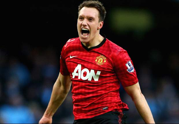 Phil Jones es duda para enfrentarse al Real Madrid en Champions League