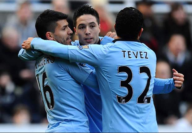 Samir Nasri Fit Hadapi Norwich City